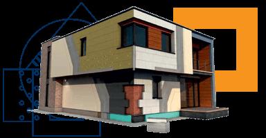 Sistem termičke izolacije fasade